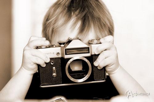 Музейные уроки и игровые программы в Фотогалерее им. Собровина: Детская афиша Белгорода