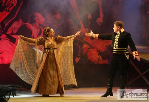«Наполеон и Жозефина» в Белгородском драмтеатре