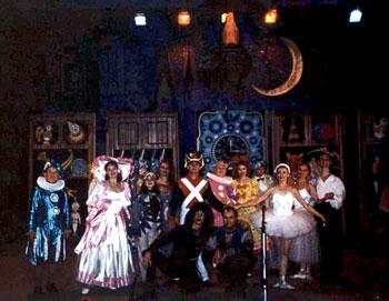 Белгородский детский музыкальный театр: Стойкий оловянный солдатик