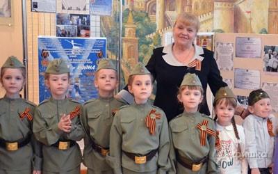 Праздник «День Победы» в Белгородском театре кукол