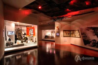 Постоянно действующая экспозиция «Третье ратное поле России» в музее боевой славы в Прохоровке