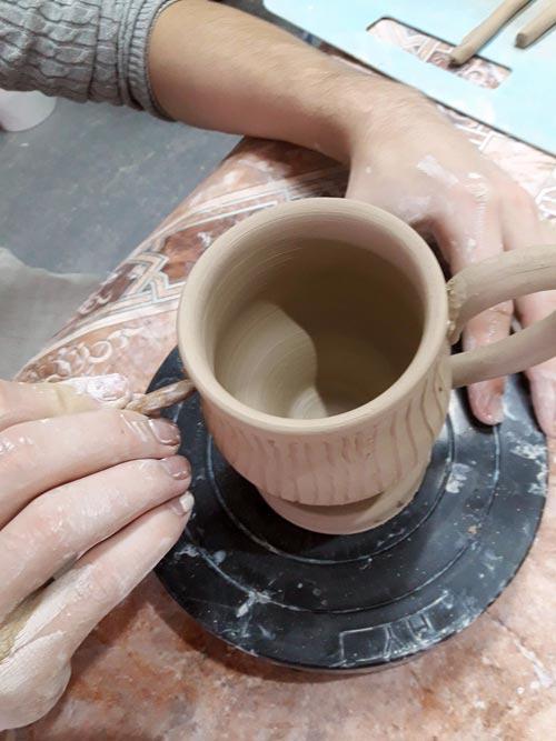 Мастер-класс «Тёплая кружка» в хобби-клубе «АРТ Керамика»: Не пропусти в Белгороде