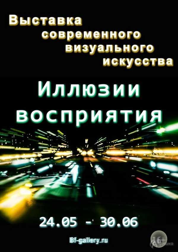 Выставка белгородских фотографов «Иллюзии восприятия»: Афиша выставок в Белгороде