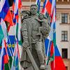 Праздничная афиша Дня Победы в Белгороде: «На страже мира и труда»