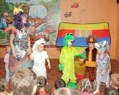 Детская афиша Белгорода: День защиты детей в Детском центре «Кошки-мышки»