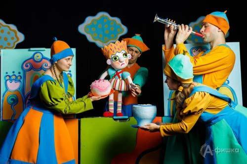 Спектакль «Азбука вежливости» Ивановского театра кукол: Детская афиша Белгорода