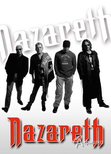 Гастроли в Белгороде: единственный концерт легенды рок-н-рола NAZARETH