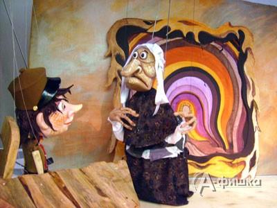 Детская афиша: премьера спектакля «Огниво» в театре кукол