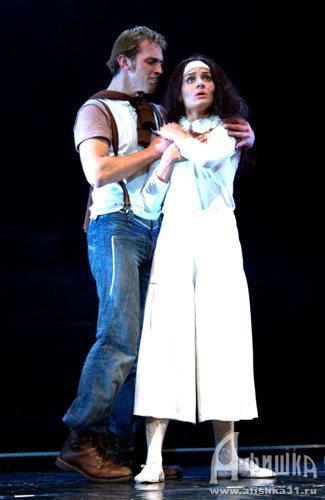 Театр в Белгороде: «Весенняя гроза» на сцене БГАДТ им.Щепкина