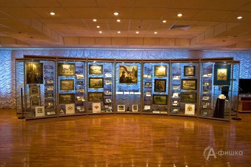 Выставка «Пушкин и Белгородчина» в Пушкинской библиотеке-музее: Афиша выставок в Белгороде