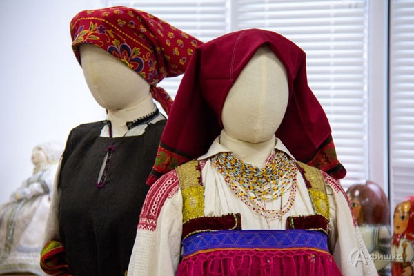 Выставка «Быт и культура славян» в Славянском центре БГИИК: Афиша выставок в Белгороде