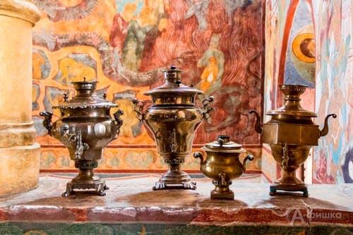 Выставка «Ростовское чаепитие» в Музее «Третье ратное поле России»