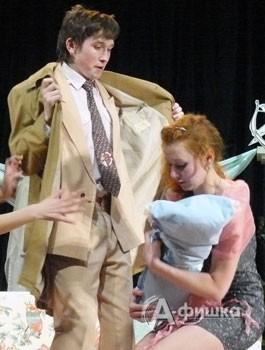 Театры в Белгороде: Открытие театрального сезона Студенческого театра белГУ
