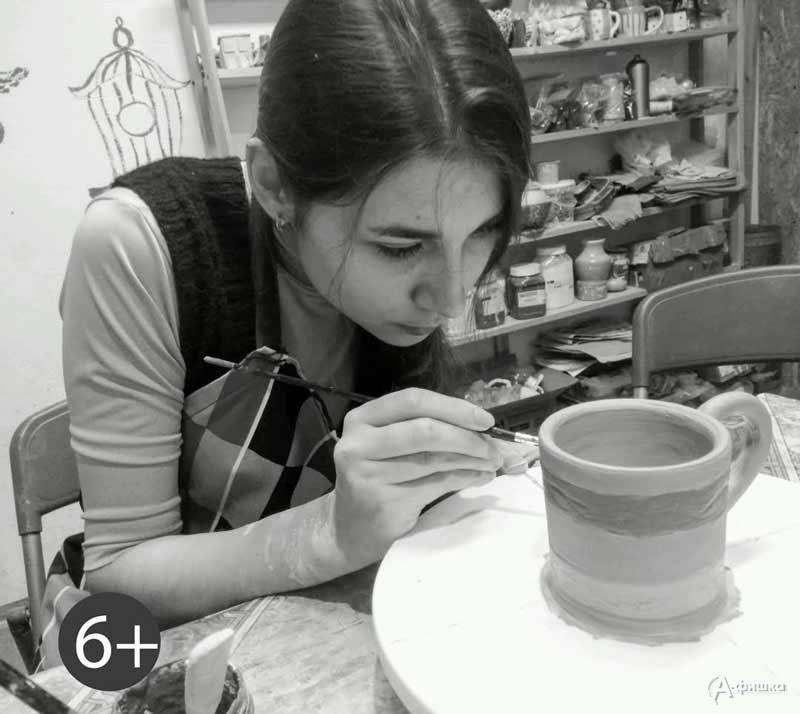 Мастер-класс «Украшение для интерьера» в хобби-клубе «АРТ Керамика»: Не пропусти в Белгороде