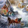 Рождественская афиша Белгорода: композиция «С Рождеством Христовым»