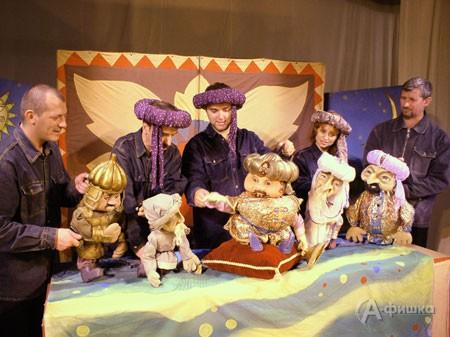 Детская афиша Белгорода: спектакль «Хоровод сказок»