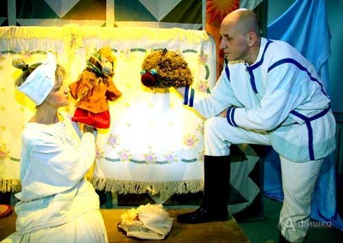 Детская афиша Белгорода: «Морозко» в театре кукол