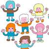 Детская афиша Белгорода: игровое занятие «Веселая карусель»