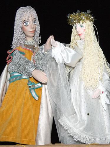 «Приключения рыцаря Лионеля» в театре кукол Белгорода