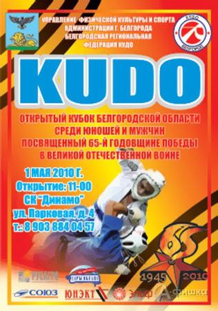 Спорт в Белгороде: Открытый кубок Белгородской области по кудо