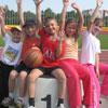 Спорт в Белгороде: Финал спартакиады загородных оздоровительных лагерей