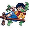 Детская афиша Белгорода: игровая программа «Летние денёчки»