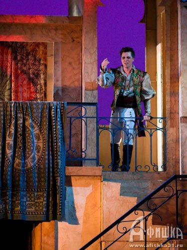 Комедия Шекспира «Двенадцатая ночь» на сцене БГАДТ в Белгороде