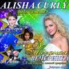 Звёздная вечеринка «Alisha Curly» в клубе Мiсто