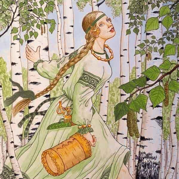 Праздник «Радуйся, березонька!» в Музее народной культуры: Афиша музеев в Белгороде