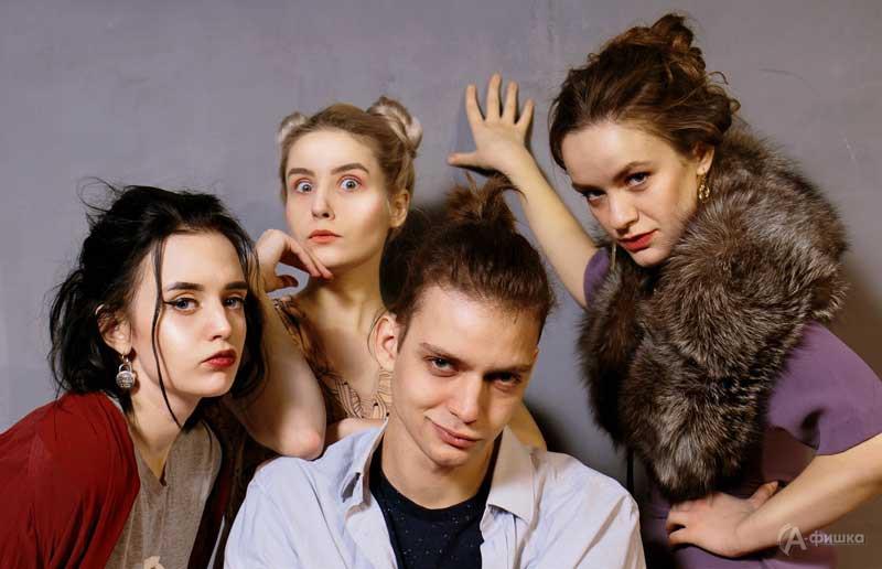Спектакль «Осторожно, женщины!» в театре «Спичка»: Афиша театров в Белгороде