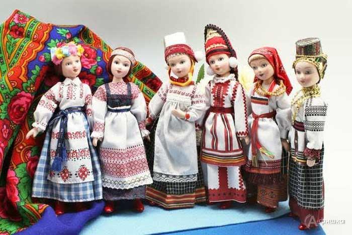 Исторический экскурс «Коми-пермяцкий женский костюм»: Детская афиша Белгорода