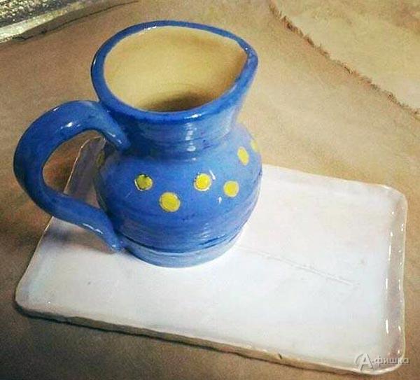 Мастер-класс «Соусник и тарелка для сыра» в «АРТ Керамике»: Не пропусти в Белгороде