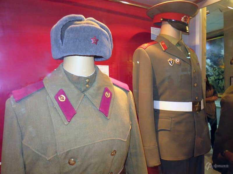 Выставка «Форменный головной убор» в музее-диораме: Афиша выставок в Белгороде