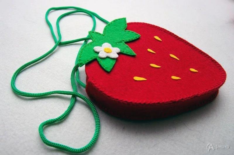 Занятие «Сладкая клубничка» вклубе «Шёлковые детки»: Детская афиша Белгорода