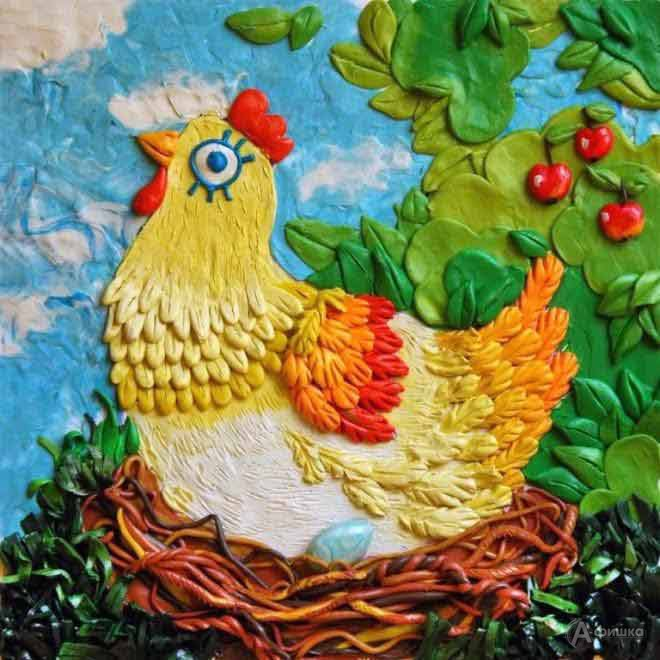 Мастер-класс «Пасхальная пластилиновая иллюстрация» в СэндПРО Белгород: Детская афиша Белгорода