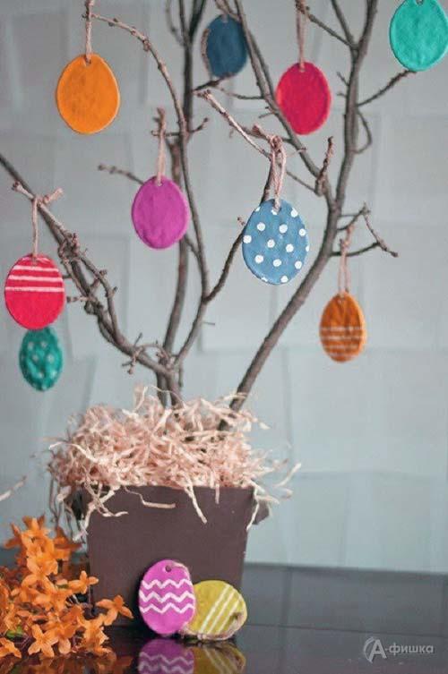 Мастер-класс «Пасхальное дерево» в СэндПРО Белгород: Детская афиша Белгорода