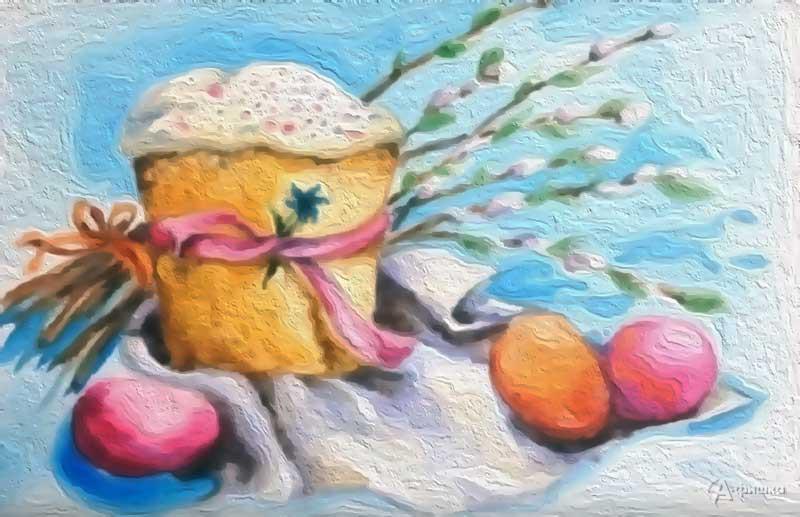 Мастер-класс «Рисуем пасхальный кулич» вклубе «Умный кит»: Детская афиша Белгорода