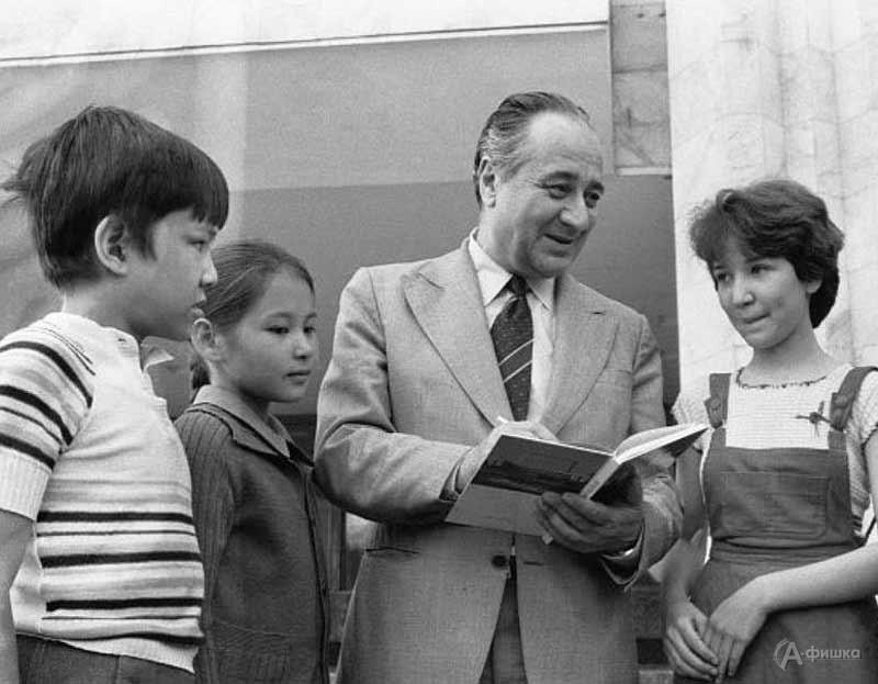 Праздник литературного удовольствия «В стране Вечных каникул»: Детская афиша Белгорода