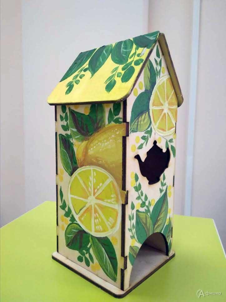 Занятие «Домик с лимонами» вклубе «Шёлковые детки»: Детская афиша Белгорода