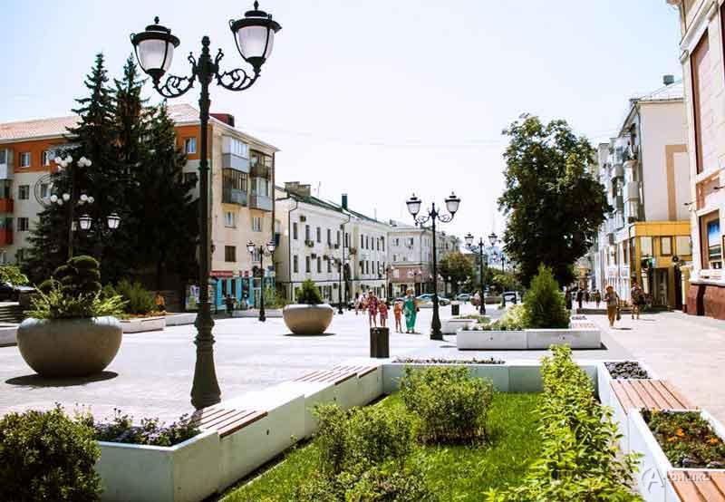 Урок краеведения «Улицы моего города»: Детская афиша Белгорода