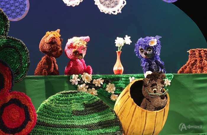 Сказка «Раз— ромашка, два— ромашка» Амурского областного театра кукол: Детская афиша Белгорода