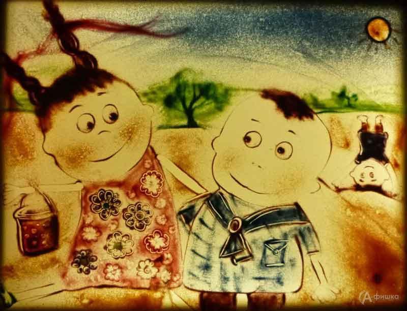 Группа кратковременного пребывания «Мини сад» в СэндПРО: Детская афиша Белгорода