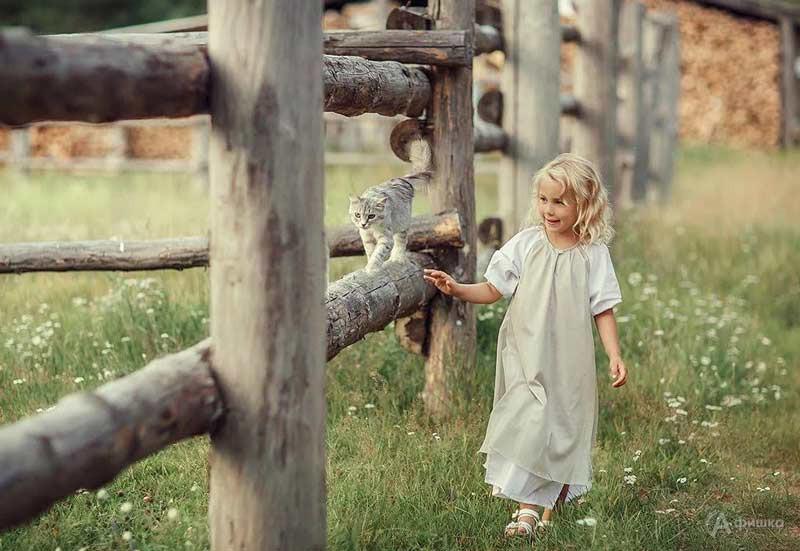 Акция ко Дню доброты «Доброта творит чудеса!»: Детская афиша Белгорода