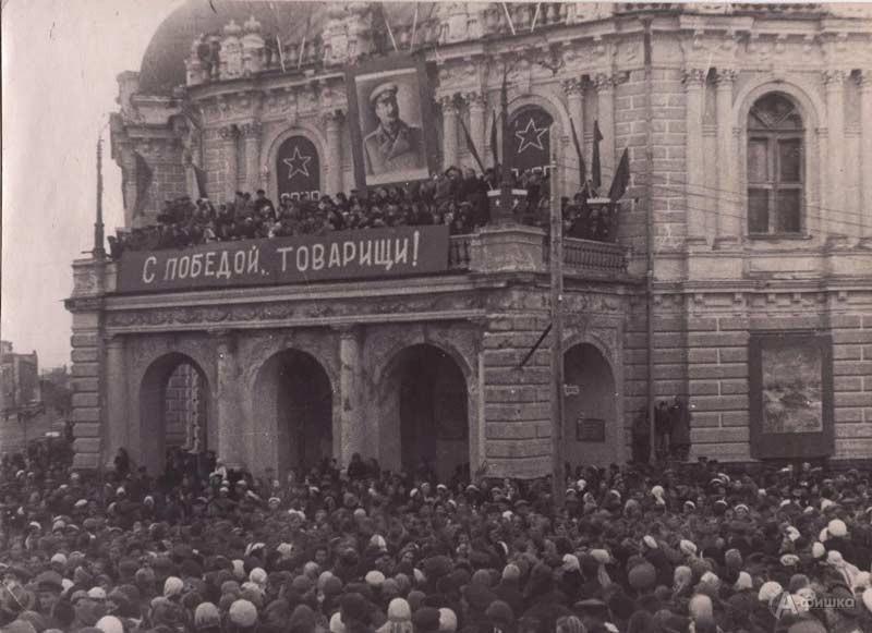 «Восхождение к Победе: Тамбовщина в годы Великой Отечественной войны»: Афиша выставок в Белгороде