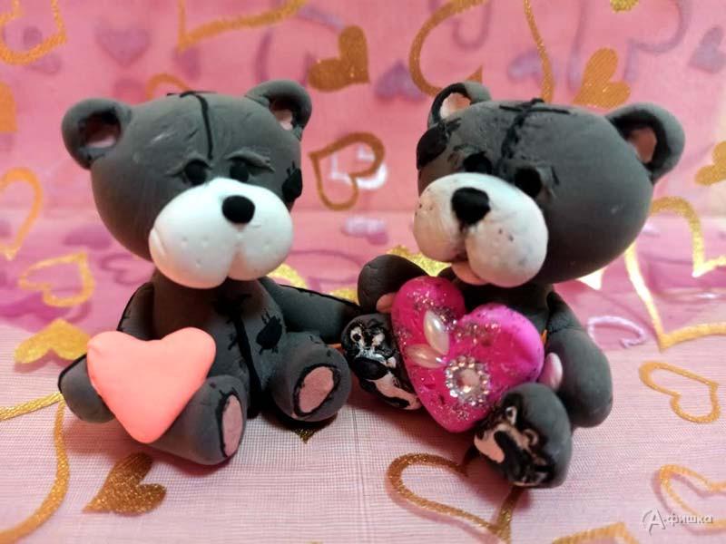 Мастер-класс «Влюбленный мишка» вклубе «Шёлковые детки»: Детская афиша Белгорода