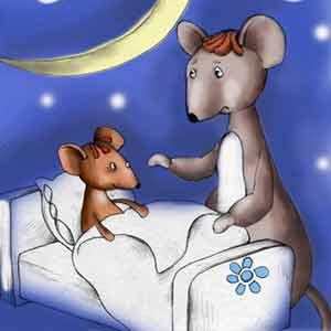 Бэби-спектакль «Сказка о глупом мышонке» в Театре кукол: Детская афиша Белгорода