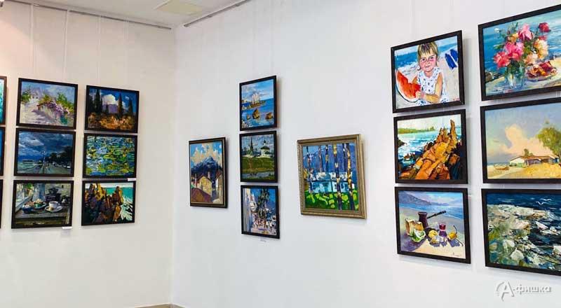 Коллективная выставка «Объединяя пространства»: Афиша выставок в Белгороде