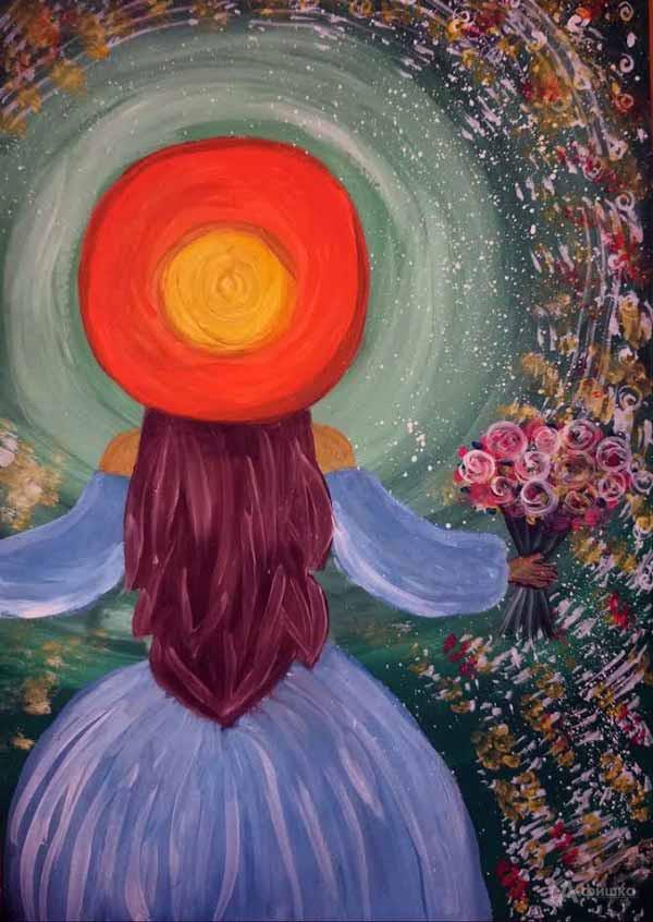 Мастер-класс «Девочка в шляпке»: Детская афиша Белгорода