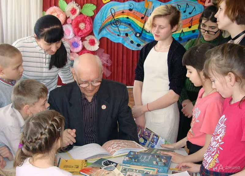 Праздник Книжкиной недели «Под салютом Великой Победы»: Детская афиша Белгорода