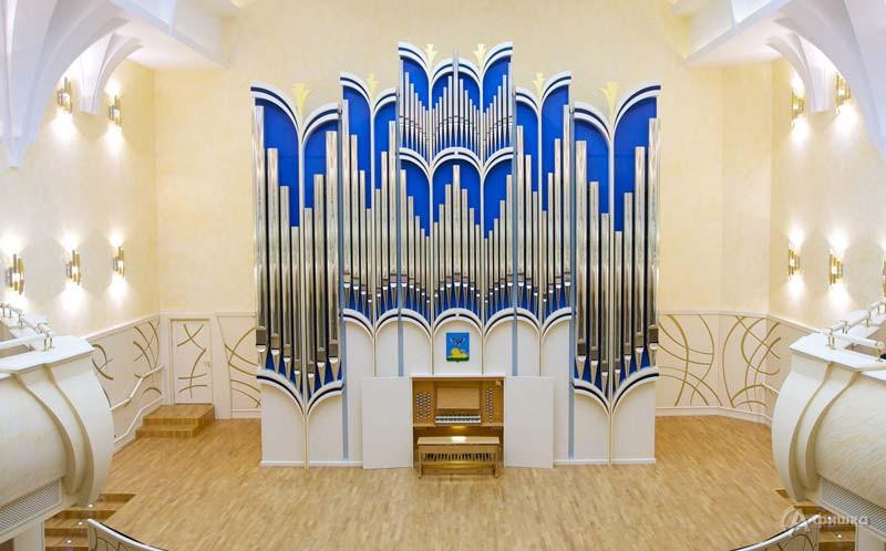 Онлайн-экскурсия вовнутрь органа с Тимуром Халиуллиным: Афиша Белгородской филармонии